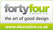 Fortyfour Creative - the art of good design in Bristol