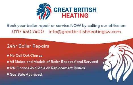Great British Heating SW: Heating engineer in Bristol