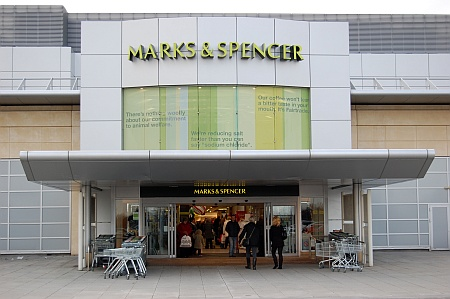 Marks & Spencer store at The Mall, Cribbs Causeway