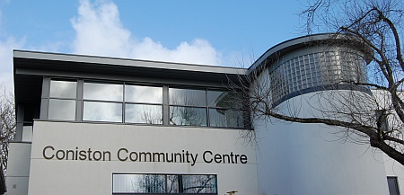 Coniston Community Centre, Patchway, Bristol.