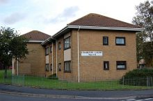 Charlton Court sheltered housing scheme, Patchway, Bristol