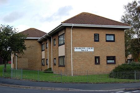 Charlton Court sheltered housing scheme, Patchway, Bristol