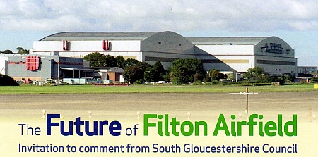 The future of Filton Airfield