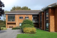 Langdale Court sheltered housing scheme, Patchway, Bristol