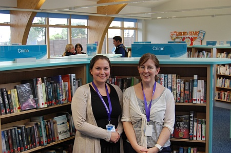 Patchway Library Open Day