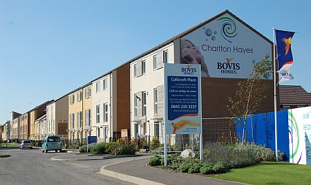 Callicroft Place, Charlton Hayes, Patchway, Bristol (Bovis Homes)