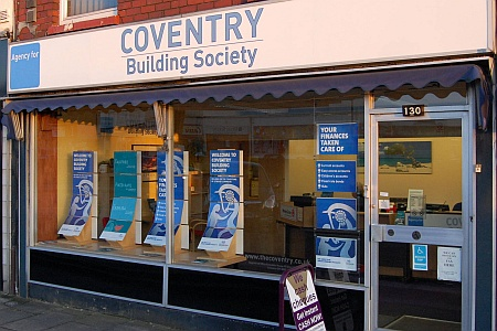 Coventry Building Society, Gloucester Road, Patchway, Bristol