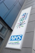 Patchway Hub -providing Council and NHS services