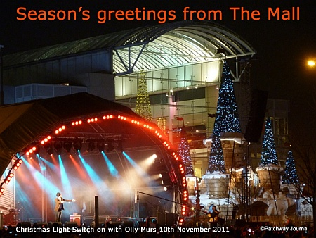 Season's greetings from The Mall at Cribbs Causeway