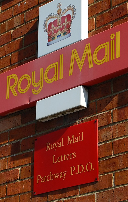 Royal Mail Delivery Office, Patchway, Bristol