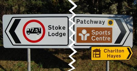 Should Stoke Lodge split from Patchway?