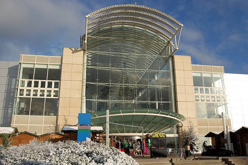 The Mall at Cribbs Causeway, Bristol.