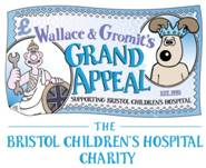 Wallace & Gromit's Appeal - The Bristol Children's Hospital Charity.