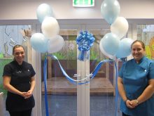 Grand opening of the new Caerleon Child Care nursery in Cribbs Causeway.