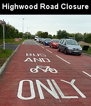 Petition to end the experimental closure of Highwood Road.
