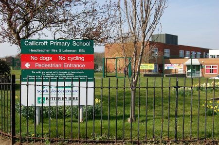 Callicroft Primary School, Rodway Road, Patchway, Bristol.