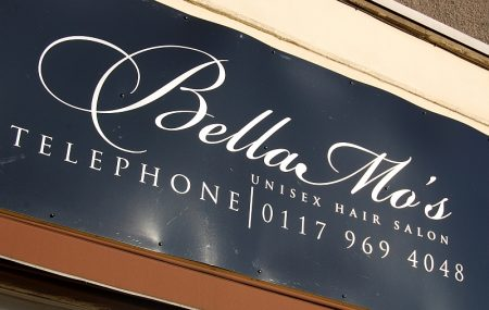 Bella Mo's Hair & Beauty Salon in Patchway, Bristol.