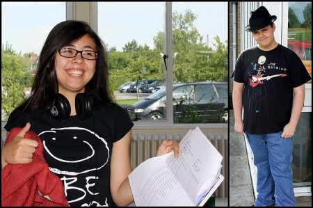Top achievers in Patchway Community College's 2013 GCSE results.