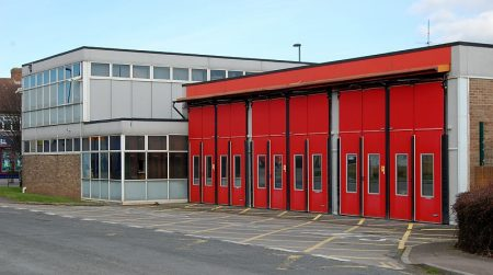 Patchway Fire Station, Patchway, Bristol.