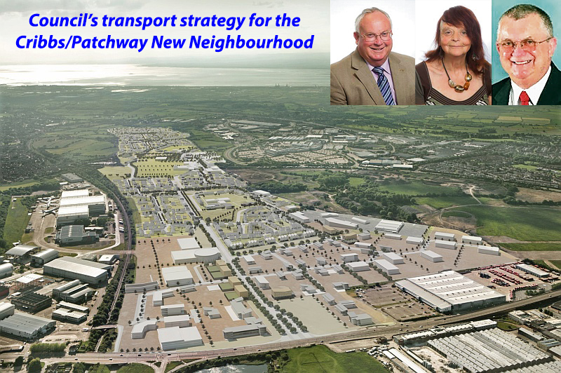 South Gloucestershire Council's transport strategy for the Cribbs/Patchway New Neighbourhood.