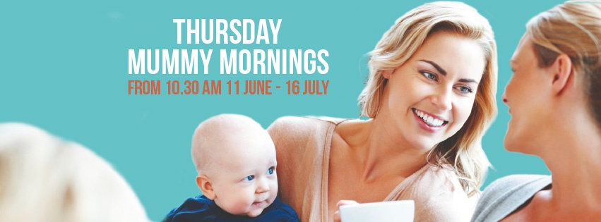 Thursday Mummy Mornings at The Mall, Cribbs Causeway, Bristol.