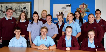 Students at Patchway Community College.