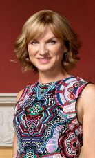 Photo of Fiona Bruce.